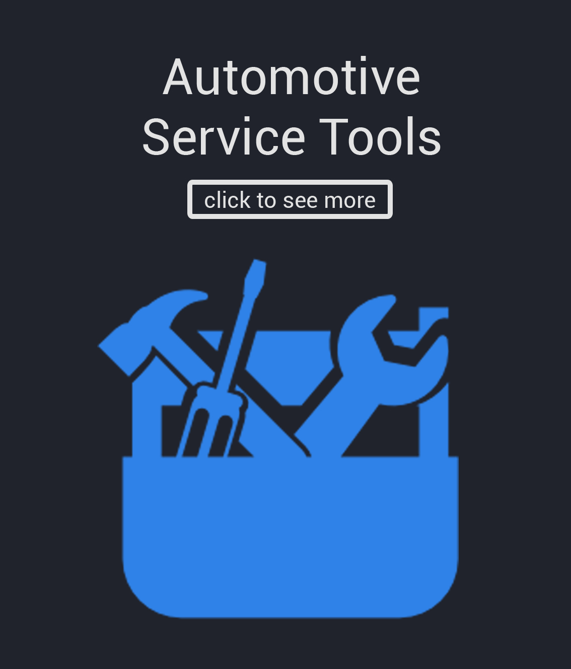 Automotive Service Tools Hover Front